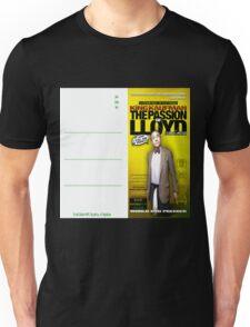 King Kaufman: The Passion of Lloyd (2008) - Movie Poster Postcard Unisex T-Shirt