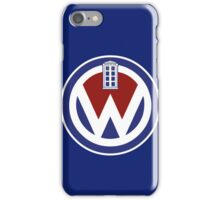 WHOVIAN INSIDE  iPhone Case/Skin