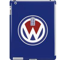 WHOVIAN INSIDE  iPad Case/Skin