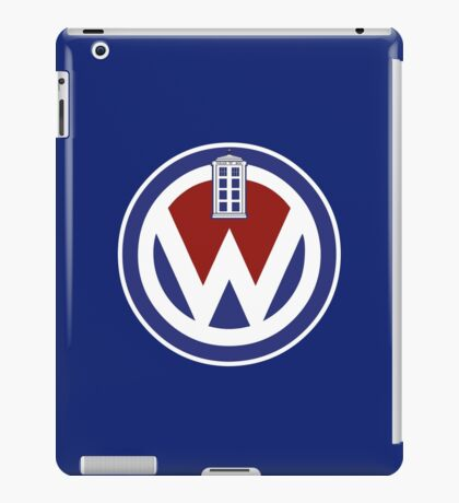 WHOVIAN INSIDE  iPad Case/Skin