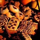 Christmascookies, homemade! by Frank Brüggemann
