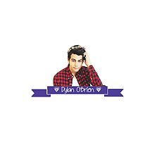 Dylan O'Brien Banner by Kawooza