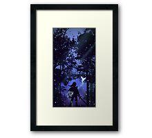 Hero of Hyrule Framed Print