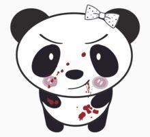 Vampire Panda by krice