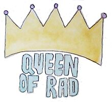 Queen of Rad by gprobert