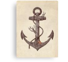 Lost at Sea  Canvas Print