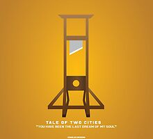 Literary Classics Illustration Series: Tale of Two Cities by wata1989