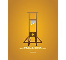 Literary Classics Illustration Series: Tale of Two Cities Photographic Print
