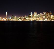 SF by Night by Jenn Ramirez
