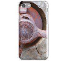 Wagon Wheel 3 iPhone Case/Skin
