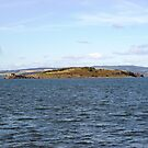 Crammond Island, Edinburgh by Verity Barnes