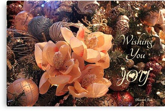Elegant Decorations for Christmas by SummerJade