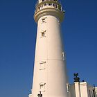 Flamborough Lighthouse by Verity Barnes