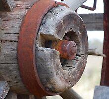 Wagon Wheel 4 by gcdepiazzi