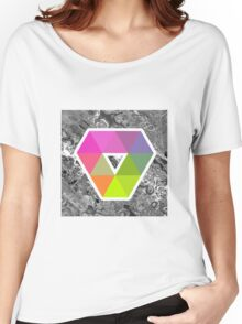 Sauced out Dreaming of Prisms Women's Relaxed Fit T-Shirt