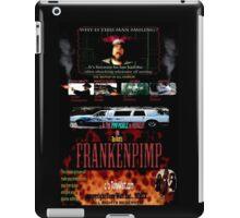 Frankenpimp (2009 ) - 'Original Worldwide Movie Poster' iPad Case/Skin