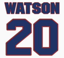 National Hockey player Jimmy Watson jersey 20 by imsport
