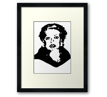 Kate (commission) Framed Print