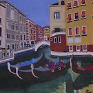 Venice by Joan Wild