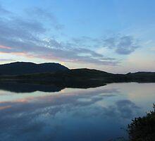Mirror lake by nybo