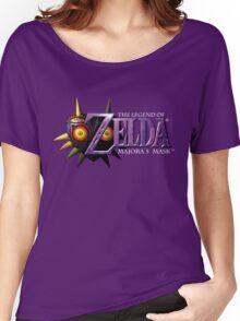 The Legend of Zelda: Majora's Mask Women's Relaxed Fit T-Shirt