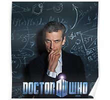 Capaldi's Doctor Poster