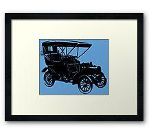 AUTOMOBILE-VINTAGE Framed Print
