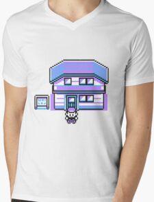 Pokemon pixelated Mens V-Neck T-Shirt