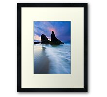 Heavenly Halo Framed Print