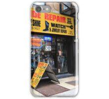 New York City Shop iPhone Case/Skin