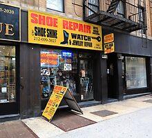 New York City Shop by Frank Romeo