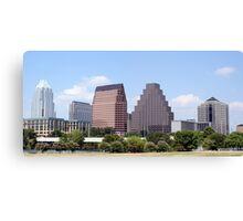 Downtown Austin, Texas Cityscape Canvas Print
