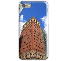 New York City Downtown iPhone Case/Skin