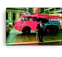 The Lady Penelope ...Emergency Earth Repair Vehicle  Canvas Print