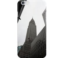 New York City - Chrysler Building iPhone Case/Skin