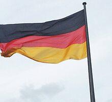 German Flag by MkingInc