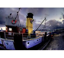 Little toot! Photographic Print
