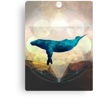 A Whale's Dream Canvas Print