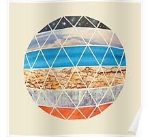 Natural Geodesic  Poster