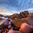 cape naturaliste by alistair mcbride