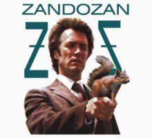 Do you Zandozan, Punk? Kids Tee