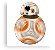 Star Wars: The Force Awakens  BB-8 Canvas Print
