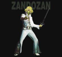 Zandozan Lives Kids Tee