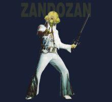 Zandozan Lives One Piece - Short Sleeve