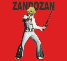 Zandozan Lives One Piece - Long Sleeve