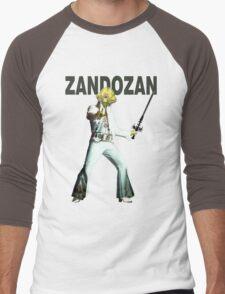 Zandozan Lives Men's Baseball ¾ T-Shirt