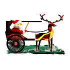 Christmas Kalesa by Johnny Isorena