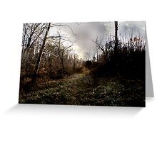 Virginia Outback Greeting Card