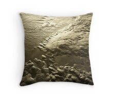 Lava Look-a-Like Throw Pillow