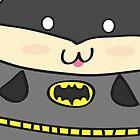Moka's Adventures - Moka as Batman by Cyndiee Ejanda